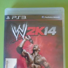 Videojuegos y Consolas: W2K14 PS3. Lote 188475288