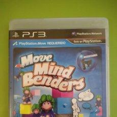 Videojuegos y Consolas: MOVE MIND BENDERS PS3. Lote 188476818