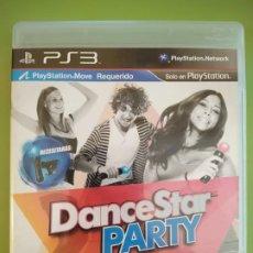 Videojuegos y Consolas: DANCE STAR PARTY PS3. Lote 188477188