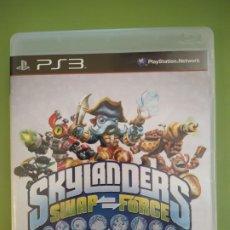 Videojuegos y Consolas: SKYLANDERS SWAP FORCE PS3. Lote 188483942