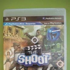 Videojuegos y Consolas: THE SHOOT PS3. Lote 188484478