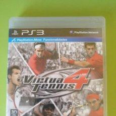 Videojuegos y Consolas: VIRTUA TENNIS 4 PS3. Lote 188490651