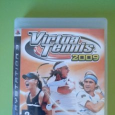 Videojuegos y Consolas: VIRTUA TENNIS 2009 PS3. Lote 188490701