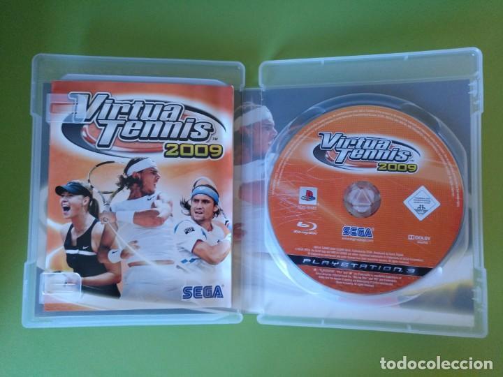 Videojuegos y Consolas: VIRTUA TENNIS 2009 PS3 - Foto 2 - 188490701