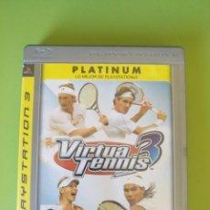 Videojuegos y Consolas: VIRTUA TENNIS 3 PS3. Lote 188490761