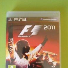 Videojuegos y Consolas: FORMULA 1 2011 PS3. Lote 188491342