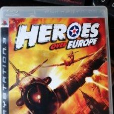 Videojuegos y Consolas: JUEGO HÉROES OVER EUROPE PARA SONY PLAYSTATION 3. Lote 189303927