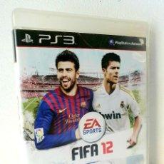 Videojuegos y Consolas: FIFA 12 JUEGO PS3 PLAY STATION NETWORK. Lote 189787236
