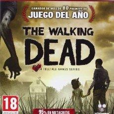 Videojuegos y Consolas: PS3 THE WALKING DEAD (EDICION ESPAÑOLA). Lote 190634885