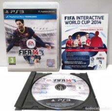 Videojuegos y Consolas: FIFA 14 PLAYSTATION 3 PS3. Lote 190696105