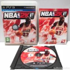 Videojuegos y Consolas: NBA 2K11 PLAYSTATION 3 PS3. Lote 190696165