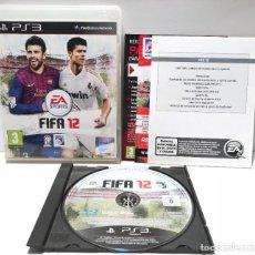 Videojuegos y Consolas: FIFA 12 PLAYSTATION 3 PS3. Lote 190696360
