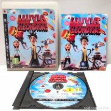 Videojuegos y Consolas: LLUVIA DE ALBÓNDIGAS PLAYSTATION 3 PS3. Lote 190696416