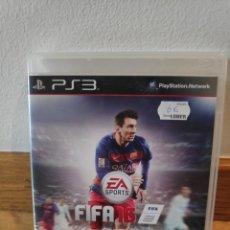 Videojuegos y Consolas: FIFA 16. Lote 190725286