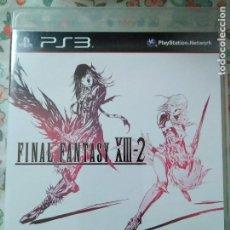 Videojuegos y Consolas: FINAL FANTASY XIII-2 PS3. Lote 191104972