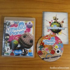 Videojuegos y Consolas: LITTLE BIG PLANET, VIDEOJUEGO SONY PLAYSTATION 3 PS3 PAL UK. Lote 191682963