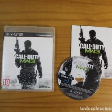 Videojuegos y Consolas: CALL OF DUTY MODERN WARFARE 3 MW3, VIDEOJUEGO SONY PLAYSTATION 3 PS3 PAL FRANCIA ACTIVISION. Lote 191683297