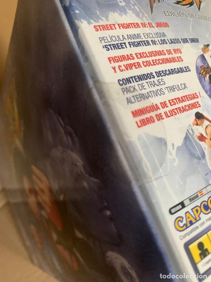 Videojuegos y Consolas: Street Fighter IV- PS3 (Edición especial) - Foto 6 - 192036865