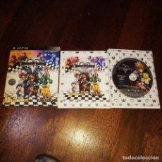 Videojuegos y Consolas: KINGDOM HEARTS HD 1.5 REMIX PARA PS3 EDICION LIMITADA PARA COLECCIÓN. Lote 192057007