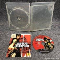 Videojuegos y Consolas: RED DEAD REDEMPTION SONY PLAYSTAITON 3 PS3. Lote 192109950