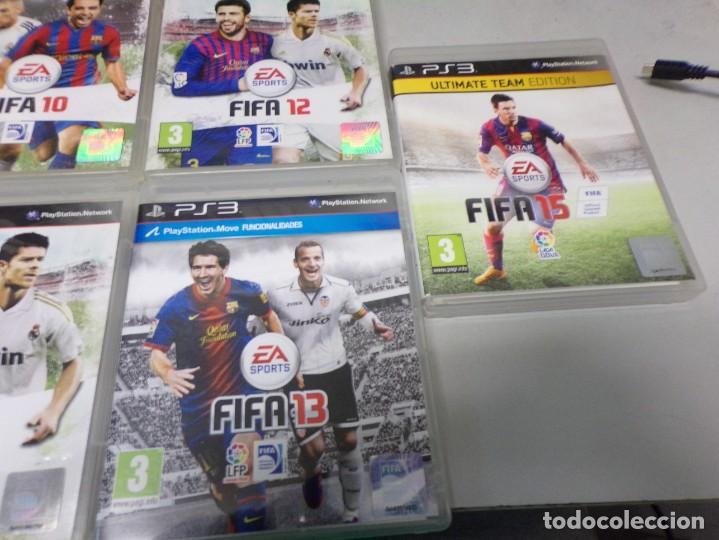 Videojuegos y Consolas: FIFA PLAYSTATION 3 JUEGO PS3 ESPAÑA 2009-2010-2012-2013-2015 - Foto 3 - 192151130