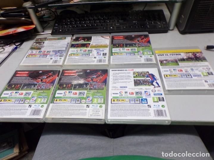 Videojuegos y Consolas: FIFA PLAYSTATION 3 JUEGO PS3 ESPAÑA 2009-2010-2012-2013-2015 - Foto 4 - 192151130