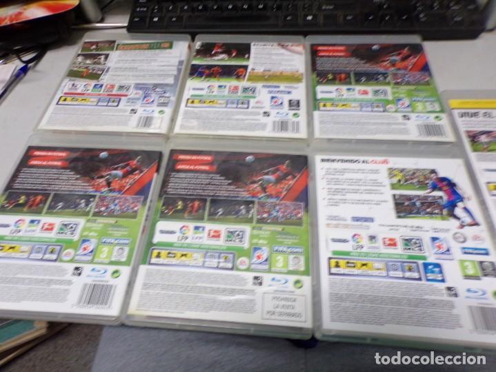 Videojuegos y Consolas: FIFA PLAYSTATION 3 JUEGO PS3 ESPAÑA 2009-2010-2012-2013-2015 - Foto 5 - 192151130