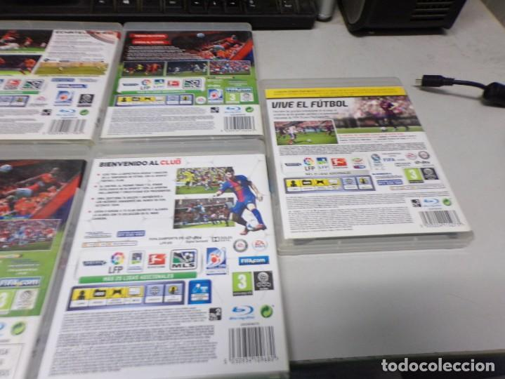 Videojuegos y Consolas: FIFA PLAYSTATION 3 JUEGO PS3 ESPAÑA 2009-2010-2012-2013-2015 - Foto 6 - 192151130