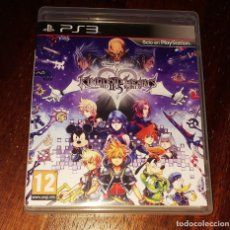 Videojuegos y Consolas: KINGDOM HEARTS-HD 2.5 REMIX PS3. Lote 192166630