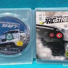 Videojuegos y Consolas: NEED FOR SPEED: SHIFT PS3 (SOLO DISCO,ESTUCHE) Y MANUAL DE NEED FOR SPEED: PROSTREET PS3.. Lote 192601610