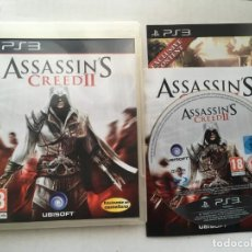 Videojogos e Consolas: ASSASSIN'S CREED II 2 ASSASSINS PS3 PLAYSTATION 3 PLAY STATION KREATEN. Lote 192675808