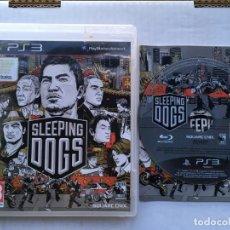 Videojogos e Consolas: SLEEPING DOGS PS3 PLAYSTATION 3 PLAY STATION KREATEN. Lote 192679372