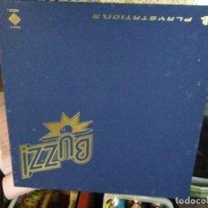 Videojuegos y Consolas: BUZZ! EL MULTI CONCURSO, SPECIAL EDITION PARA PLAYSTATION 3 (JUEGO + 4 PULSADORES INALÁMBRICOS. Lote 193172240