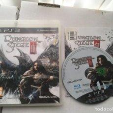 Videojogos e Consolas: DUNGEON SIEGE III PS3 PLAYSTATION 3 PLAY STATION 3 KREATEN. Lote 193620962