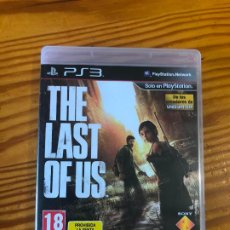 Videojuegos y Consolas: PS3 PLAY STATION 3 JUEGO THE LAST OF US UNCHARTED PS1 PS2 PS4 PC CD PELICULA GAME. Lote 194192758