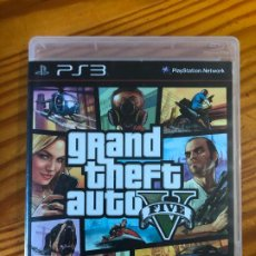 Videojuegos y Consolas: PS3 JUEGO PLAY STATION 3 GRAND THEFT AUTO V 5 FIVE PS1 PS2 PS4 CD PC VICE CITY ROL CONSOLAS CONSOLA . Lote 194193763
