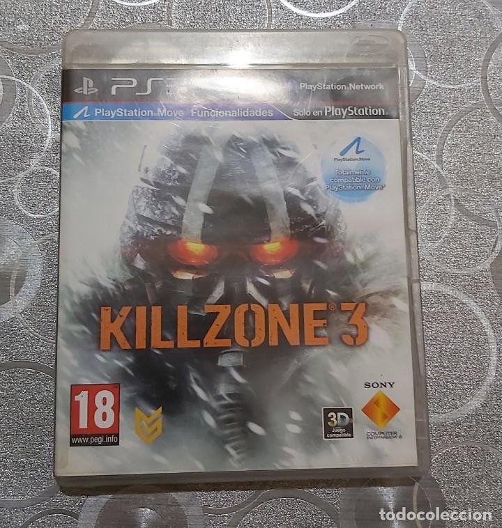 KILL ZONE 3 PS3 (Juguetes - Videojuegos y Consolas - Sony - PS3)