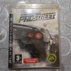 Videojuegos y Consolas: NEED FOR SPEED PRO STREET PS3. Lote 194399348