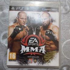Videojuegos y Consolas: MMA - MIXED MARTIAL ARTS PS3. Lote 194399880