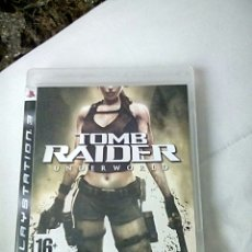 Videojuegos y Consolas: TOMB RAIDER UNDERWORLD PS3. Lote 194561797