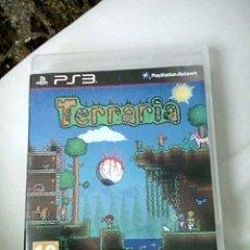 Videojuegos y Consolas: TERRARIA PS3. Lote 194561862