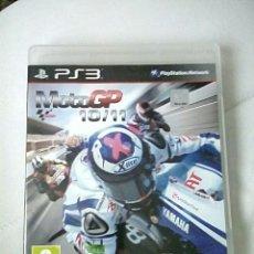 Videojuegos y Consolas: MOTO GP 10/11 PS3. Lote 194562040