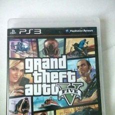 Videojuegos y Consolas: GTA V PS3. Lote 194563923