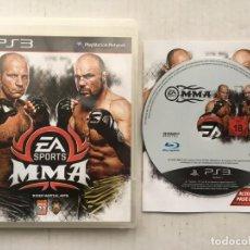 Videojuegos y Consolas: EA SPORTS MMA MIXED MARTIAL ARTS PS3 PLAYSTATION 3 PLAY STATION 3 KREATEN. Lote 194624090
