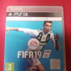 Videojuegos y Consolas: FIFA 19. Lote 194666401