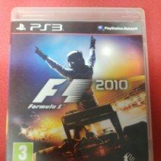 Videojuegos y Consolas: F 1 2010. Lote 194666740
