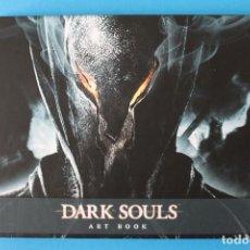 Videojuegos y Consolas: DARK SOULS ART BOOK + BANDA SONORA + DVD EXTRAS - PS3 - XBOX360. Lote 194706216