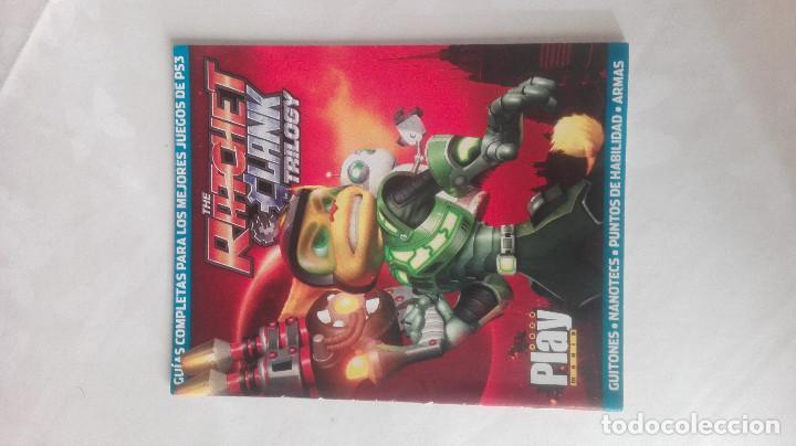 PLAYMANIA RATCHET & CLANK TRILOGY GUIA PS3 PLAY MANIA REVISTA (Juguetes - Videojuegos y Consolas - Sony - PS3)