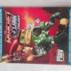 Videojuegos y Consolas: PLAYMANIA RATCHET & CLANK TRILOGY GUIA PS3 PLAY MANIA REVISTA. Lote 194873420