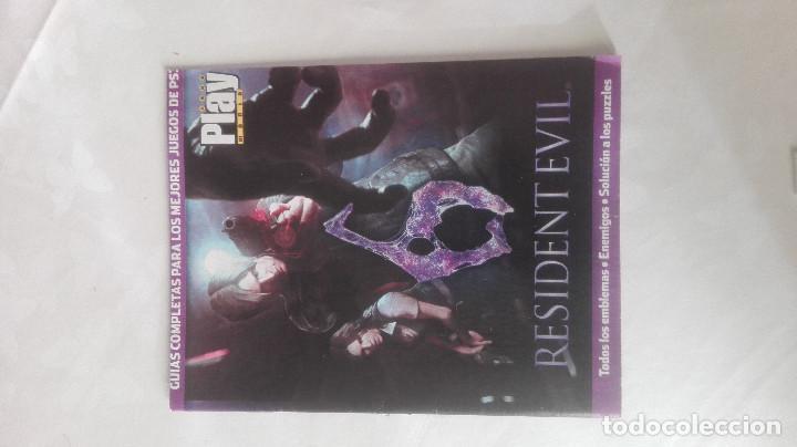 PLAYMANIA RESIDENT EVIL 6 GUIA PS3 PLAY MANIA REVISTA (Juguetes - Videojuegos y Consolas - Sony - PS3)